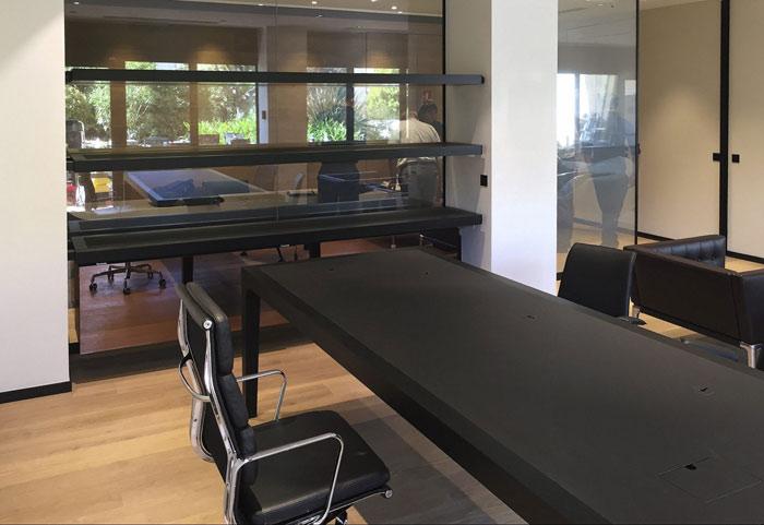 Umbau zum Luxusliner – eine repräsentative Vorstandsetage mit Stil