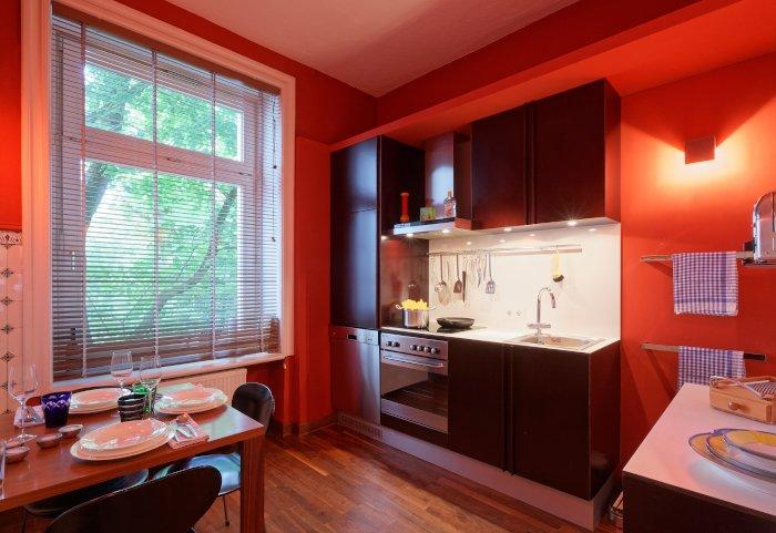 Viel Stil auf wenig Fläche – eine Hamburger Altbauwohnung wächst über sich hinaus