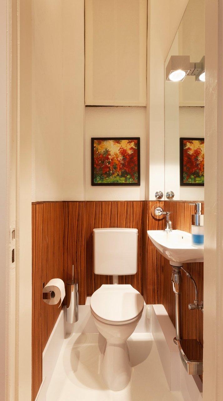 Foto: winziges WC